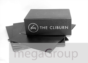 multidisc cd set packaging leather wrapped box