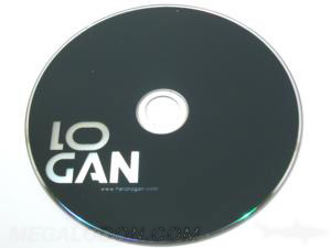 spot gloss ink disc cd dvd surface